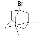 1-Bromo-3,5-dimethyladamantane